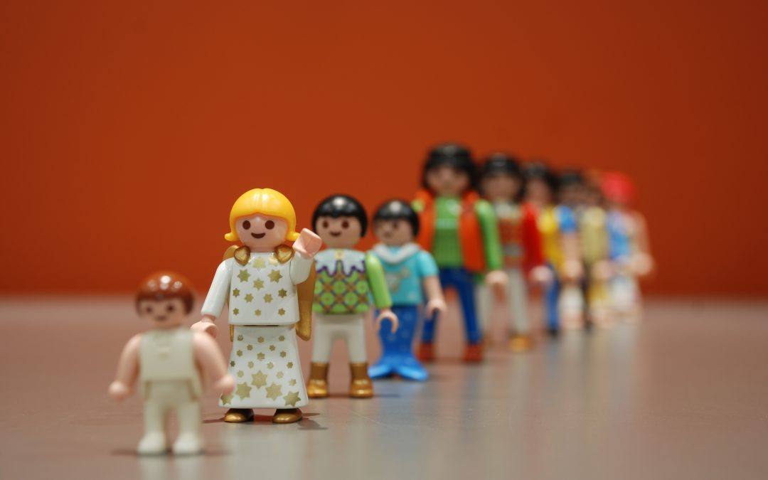 Dolls and therapy